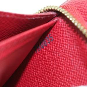 Louis Vuitton  Limited Rare Monogram Cerise Cherry Zippy Wallet Cherries 860580