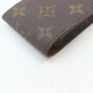 Louis Vuitton Monogram  Cigarette Case Etui Mobile Phone Holder862035