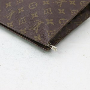 Louis Vuitton Monogram Toiletry Pouch 26 Poche Toilette Cosmetic Case 862736