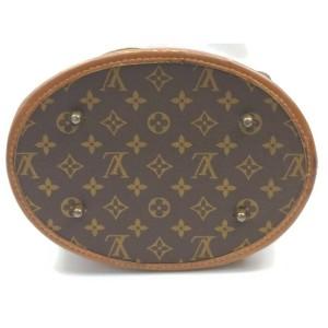 Louis Vuitton Monogram Marais Bucket GM Tote Bag 861746