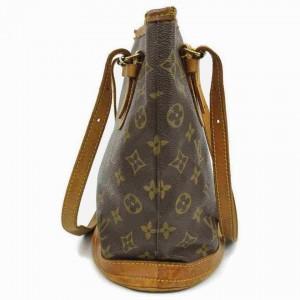 Louis Vuitton Monogram Marais Petite Bucket PM Tote 867356