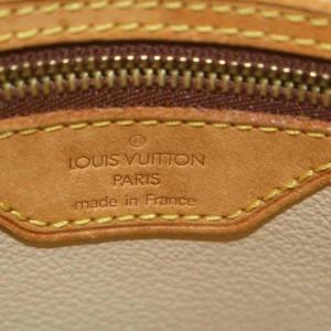 Louis Vuitton Monogram Petite Bucket Marais PM Tote 858521