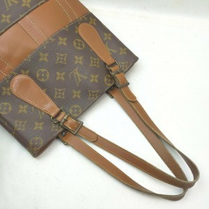 Louis Vuitton French Co Monogram Marais Petite Bucket PM 862222