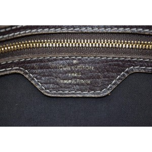 Louis Vuitton Monogram Mini Lin Marais Petit Bucket PM with Pouch 861764