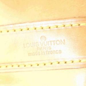 Louis Vuitton Monogram Randonnee GM with Pouch Drawstring Bucket 858314