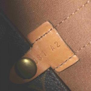 Louis Vuitton Monogram Randonnee GM with Pouch Drawstring Bucket  861314