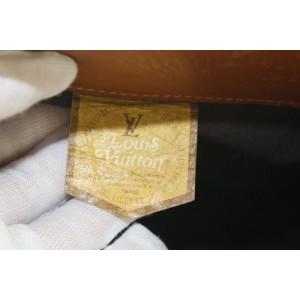 Louis Vuitton Ultra Rare Bon Voyage Monogram Marais Bucket GM Tote bag 862948