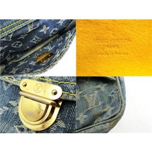 Louis Vuitton (Ultra Rare) Monogram Denim Bum Bag 2278591