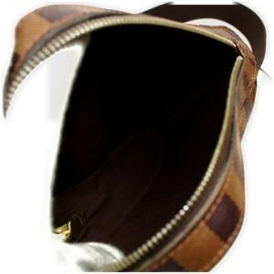 Louis Vuitton Damier Ebene Geronimos Bumbag Fanny Pack Waist Pouch 859255
