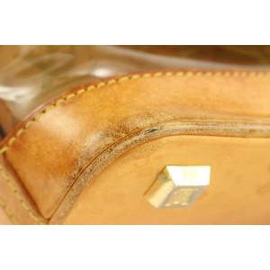 Louis Vuitton Clear Monogram Cabas Sac Ambre PM Tote Bag 651lvs317