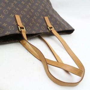 Louis Vuitton Large Monogram Cabas Alto Tote 871945