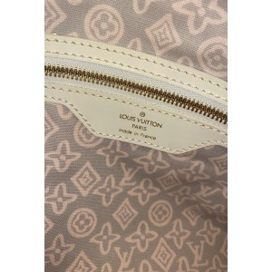 Louis Vuitton Limited Edition Rose Pink Tahititenne Cabas PM Tote 859907