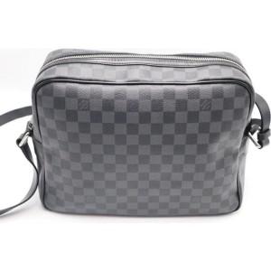 Louis Vuitton Damier Graphite Ieoh Messenger Camera Bag 860772