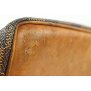 Louis Vuitton 100th Anniversary Damier Ebene Centenaire Columbine Bag Chelsea 862755