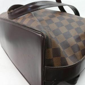 Louis Vuitton Damier Ebene Chelsea Zip Tote 860939