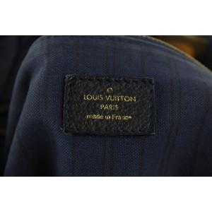 Louis Vuitton Black Infini Empreinte Leather Monogram Citadine 27LVS1215