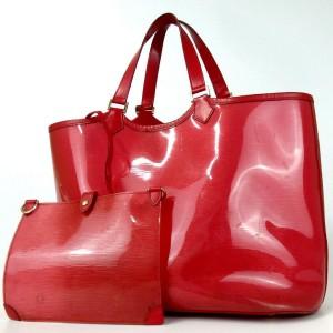 Louis Vuitton Epi Plage Clear Translucent Lagoo Bay Baia 872914