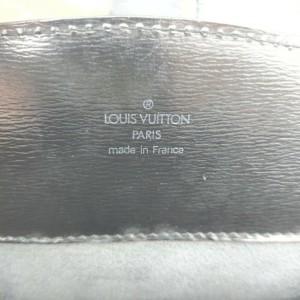 Louis Vuitton Black Epi Leather Cluny Bag 863090