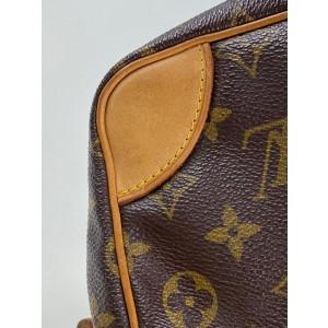 Louis Vuitton Monogram Compiegne 28 Clutch Cosmetic Case 13la530