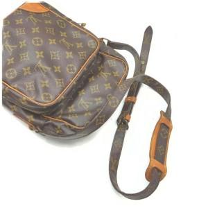 Louis Vuitton Rare Monogram Amazon GM Crossbody Bag 862512