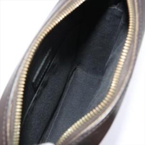 Louis Vuitton Brown Monogram Glace Bobby Crossbody 861475