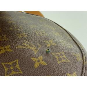 Louis Vuitton Monogram Chantilly GM Crossbody Flap 36LVa1117