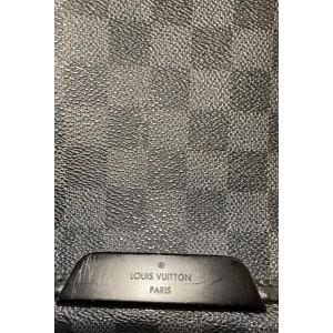 Louis Vuitton Damier Graphite Daniel MM Flap Messenger Crossbody  861344