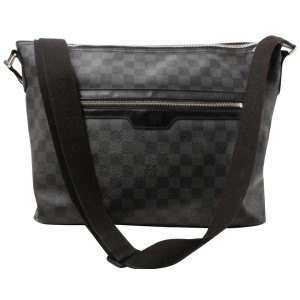 Louis Vuitton Damier Graphite Mick Messenger Crossbody  861386