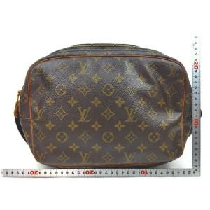 Louis Vuitton Monogram Reporter PM Crossbody Messenger 861433
