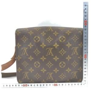 Louis Vuitton Monogram Cartouchiere Crossbody Bag Cult Sierre 862027