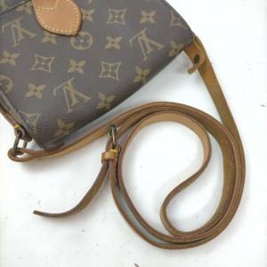 Louis Vuitton Monogram Cartouchiere PM Crossbody Bag 862709