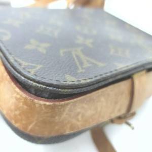 Louis Vuitton Monogram Mini Cartouchiere Crossbody Bag 862218
