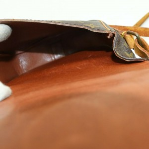 Louis Vuitton Monogram Mini Cartouchiere Crossbody Bag  862386