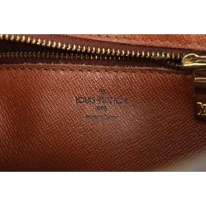 Louis Vuitton Monogram Trocadero Crossbody Bag 25lvs1231