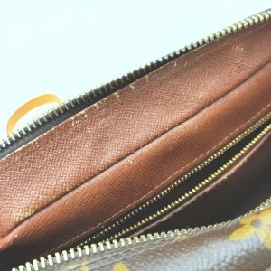 Louis Vuitton Monogram Trocadero 27 Crossbody Bag 861769