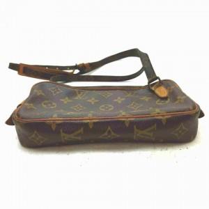 Louis Vuitton Monogram Pochette Marly Bandouliere Crossbody 861998