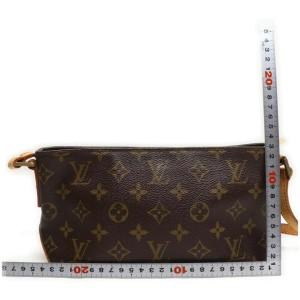 Louis Vuitton Monogram Trotteur Crossbody bag  862677