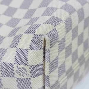Louis Vuitton Damier Azur Lena PM Zip Tote Jena Iena 858350