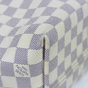 Louis Vuitton Damier Azur Lena PM Zip Tote Jena Iena 860350
