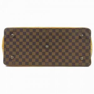 Louis Vuitton Damier Ebene Anniversary Clipper with Strap Bandouliere 860435