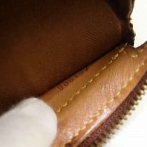 Louis Vuitton Damier Ebene Anniversary Columbine Zip Tote 871501