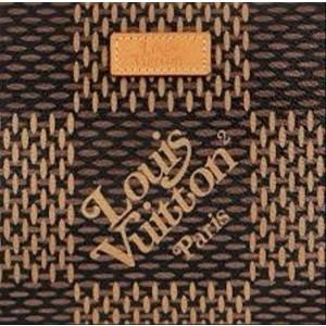 Louis Vuitton Damier Ebene Geant Nigo Campus Backpack Rare Runway Drip Melt 857730