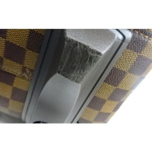 Louis Vuitton Damier Ebene Pegase 55 Rolling Luggage Trolley 861376