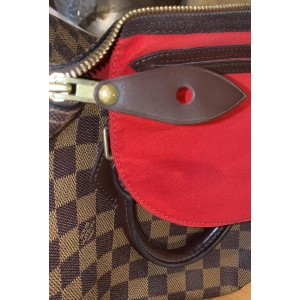 Louis Vuitton Damier Ebene Speed 30 Boston MM  860901