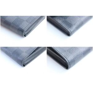 Louis Vuitton Damier Graphite Compact Snap Modulable Wallet 22LR0307