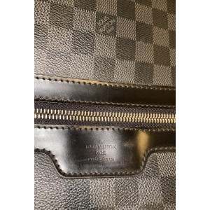 Louis Vuitton Damier Graphite Pegase 55 Rolling Luggage  861095