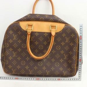 Louis Vuitton Monogram Deauville Bowler 871558