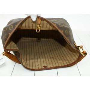Louis Vuitton Monogram Delightful PM Hobo Bag 861352