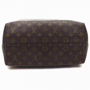 Louis Vuitton Discontinued Monogram Lena MM Zip Tote Iena  861652