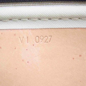 Louis Vuitton Monogram Alize 2 Poches Luggage Bandouliere Duffle with Strap 860519